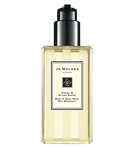 JO MALONE LONDON Peony & Blush Suede body & hand wash 250ml
