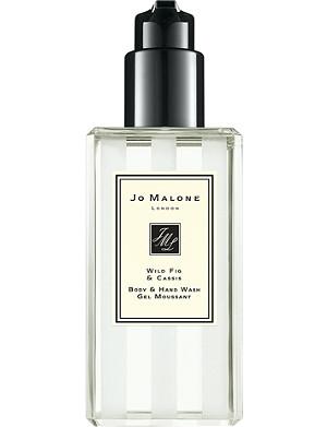 JO MALONE LONDON Wild Fig & Cassis body & hand wash 250ml