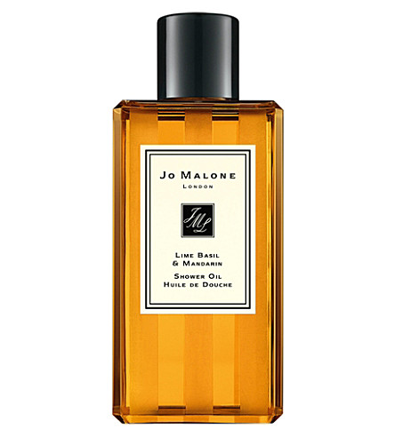 JO MALONE LONDON Lime Basil & Mandarin shower oil 250ml