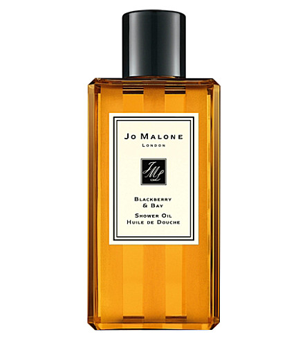 JO MALONE LONDON Blackberry & Bay shower oil 250ml