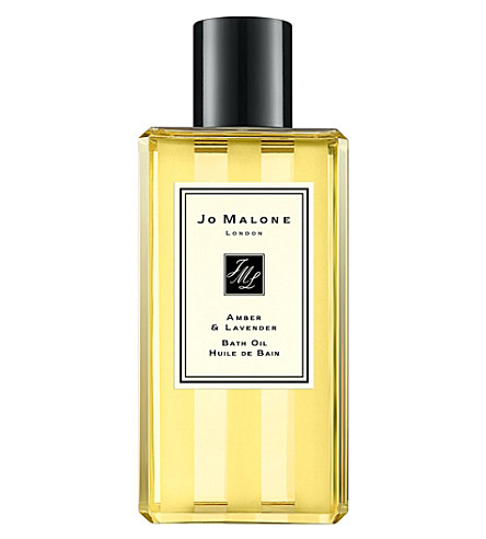 JO MALONE LONDON Amber & Lavender bath oil 250ml