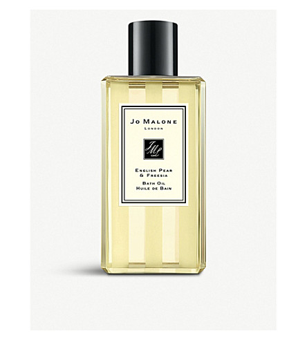 JO MALONE LONDON English Pear & Freesia 沐浴油 250 毫升