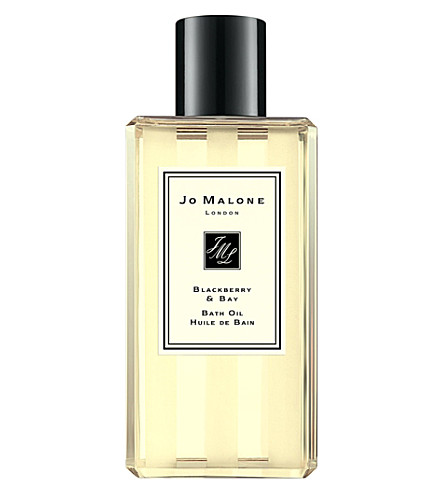 JO MALONE LONDON Blackberry & bay bath oil 250ml
