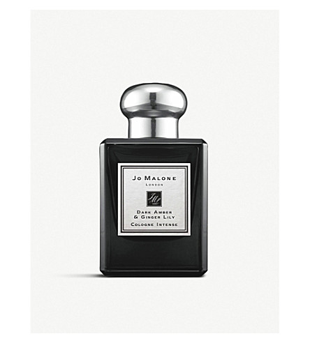 JO MALONE LONDON Dark Amber & Ginger Lily cologne 50ml