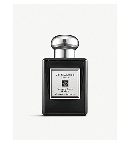 JO MALONE LONDON Velvet Rose & Oud cologne 50ml