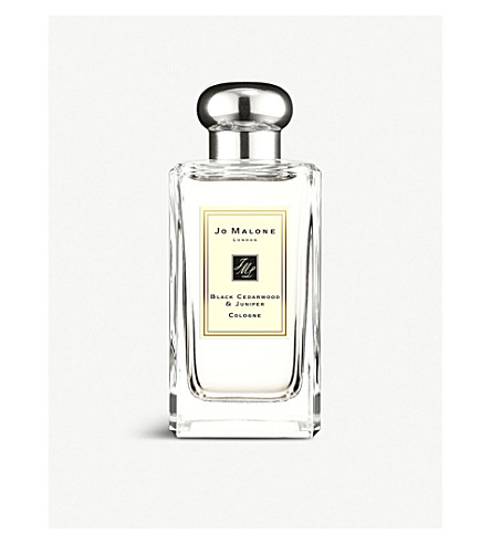 JO MALONE LONDON Black Cedarwood & Juniper cologne 100ml