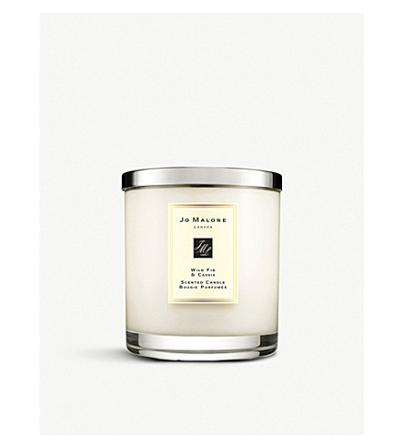 JO MALONE LONDON Wild fig & cassis luxury scented candle