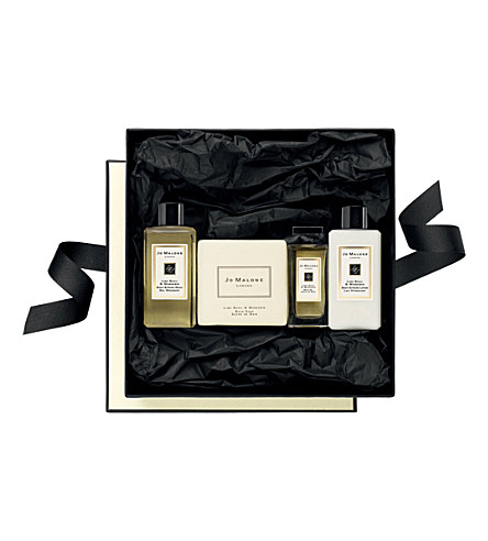 JO MALONE Travel Luxuries gift set