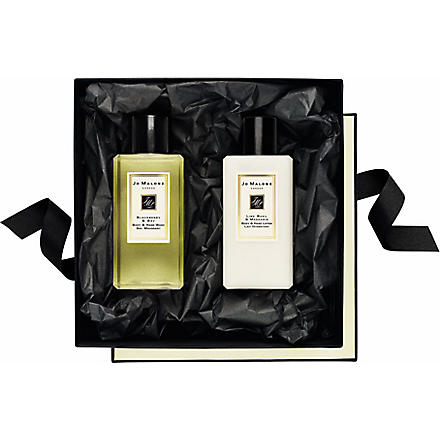 JO MALONE A Zesty Combination gift set
