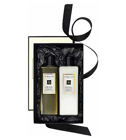JO MALONE LONDON Herbaceous Twist gift set