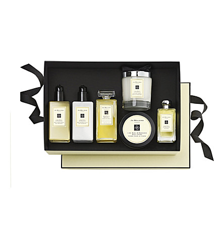 jo malone london lime basil mandarin luxury gift set. Black Bedroom Furniture Sets. Home Design Ideas