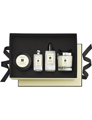 JO MALONE Wood sage & sea salt luxury gift set
