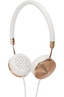 FRENDS Layla Rosegold over-ear headphones