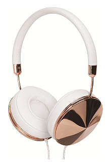 FRENDS Taylor Rosegold over-ear headphones