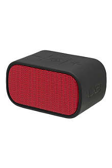 LOGITECH Ultimate Ears Mini Boom speaker, Black Red