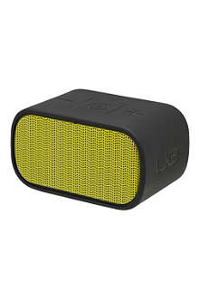 LOGITECH Ultimate Ears Mini Boom speaker, Black Green