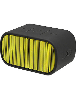ULTIMATE EARS UE Mini Boom speaker, Black Green