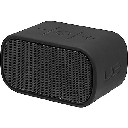 LOGITECH Ultimate Ears Mini Boom speaker, Black