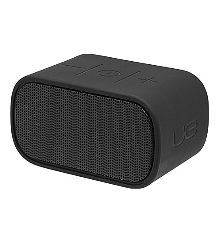 ULTIMATE EARS UE Mini Boom speaker, Black