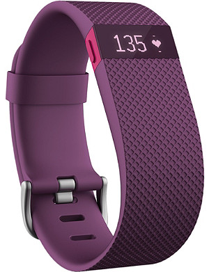 FITBIT Heart rate activity tracker large