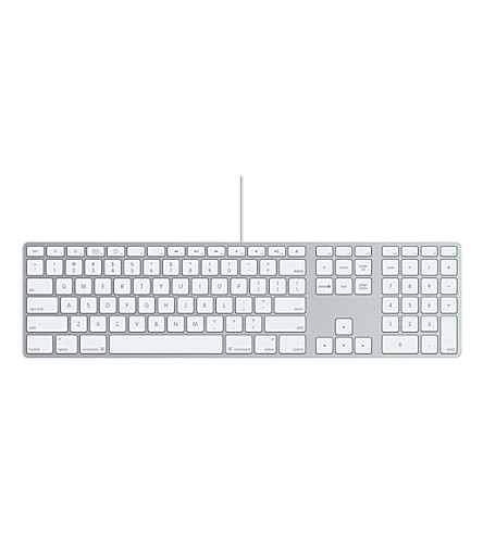 APPLE Apple wired keyboard