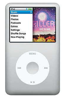 APPLE iPod classic 160GB silver