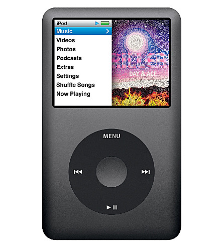 APPLE iPod classic 160GB black