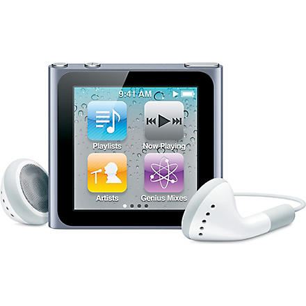 APPLE iPod nano 8GB graphite