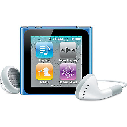 APPLE iPod nano 8GB blue