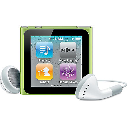 APPLE iPod nano 8GB green