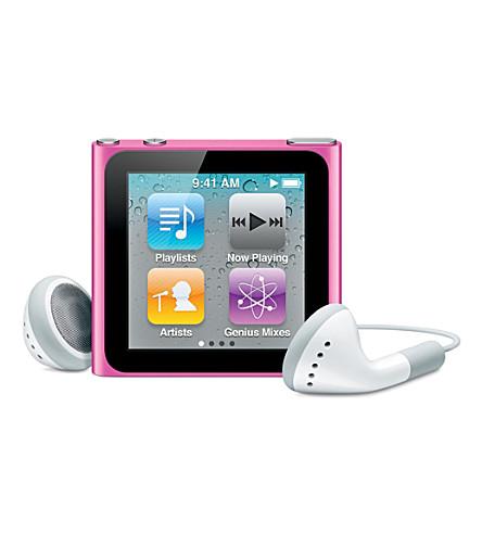 APPLE iPod nano 8GB pink