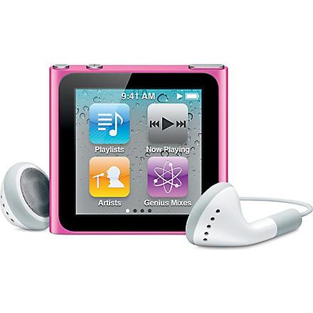 APPLE iPod nano 16GB pink