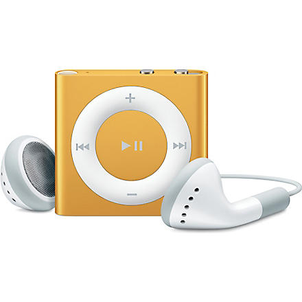 APPLE iPod shuffle 2GB orange