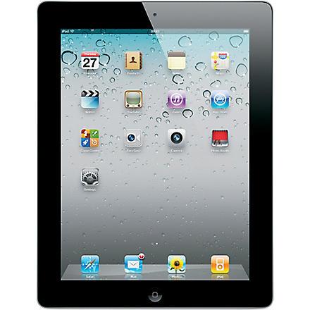 APPLE iPad 2 with Wi-Fi 16GB black