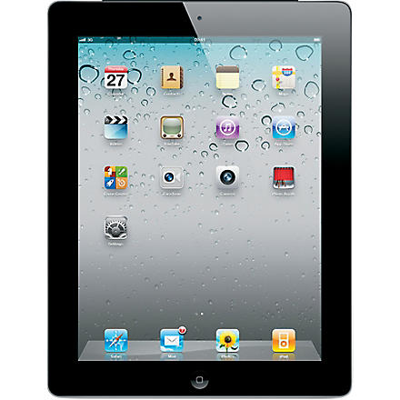 APPLE iPad 2 with Wi-Fi + 3G 16GB black