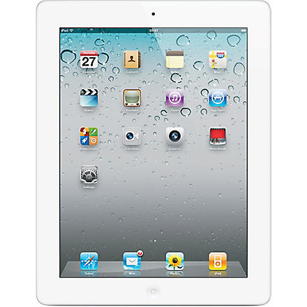 APPLE iPad 2 with Wi-Fi 16GB white