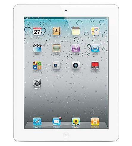APPLE iPad 2 with Wi-Fi 16GB white