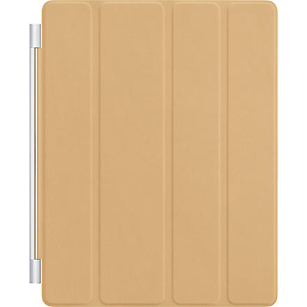 APPLE iPad leather smart cover