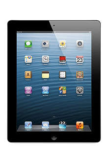 APPLE iPad with Retina display Wi-Fi 32GB - black