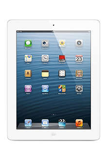 APPLE iPad with Retina display Wi-Fi 16GB - white
