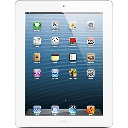 APPLE iPad with Retina display Wi-Fi 64GB - white