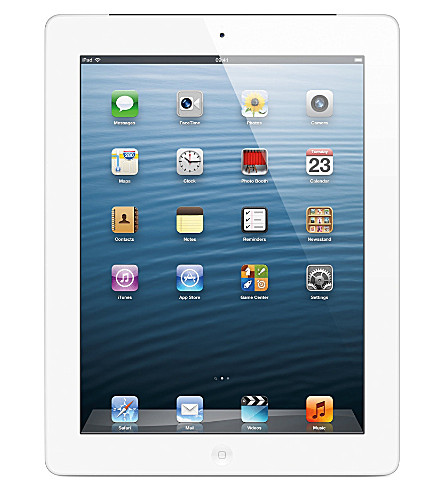 APPLE iPad with Retina display Wi-Fi + Cellular 16GB
