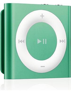 APPLE iPod shuffle 2GB - green
