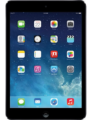 APPLE iPad Air Wi-Fi 16GB Space Grey