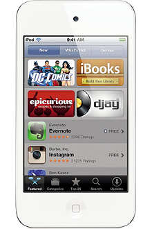 APPLE iPod touch 4th generation 16GB - white