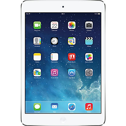 APPLE iPad mini with Retina display Wi-Fi + Cellular 16GB Silver