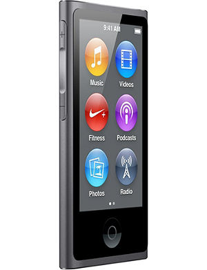 APPLE iPod nano 16GB, Space Grey