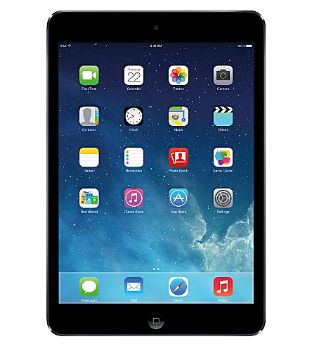 APPLE iPad Air Wi-Fi + Cellular 128GB Space Grey (Space+grey