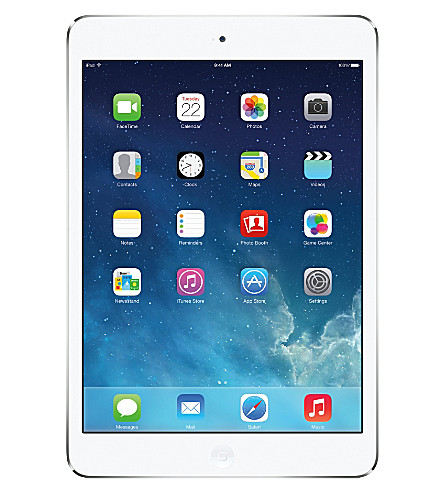 APPLE iPad Air Wi-Fi + Cellular 128GB Silver (Silver