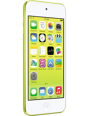 APPLE iPod touch 5th Gen 16GB, Yellow